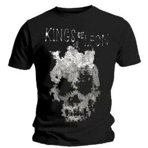 【送料¥250〜】 【ロンドン直輸入オフィシャルロックTシャツ】キングス・オブ・レオン Kings of Leon T-Shirt Sサイズ
