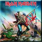 【送料¥250〜】 【ロンドン直輸入オフィシャルグッズ】アイアン・メイデン マグネット Iron Maiden Fridge Magnet: The Trooper (150513)