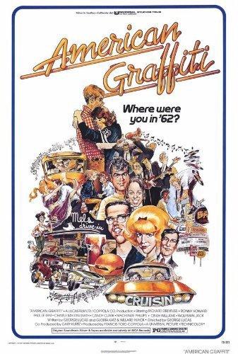 アメリカン・グラフィティ  オリジナルポスター American Graffiti (1973):ポスタービン
