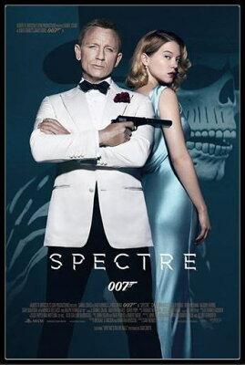 『007 スペクター』 ポスターフレームセット JAMES BOND (SPECTRE ONE…