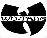 【送料¥216〜】 【USA直輸入オフィシャルグッズ】ウータン・クラン デラックスステッカー Wu-Tang Clan Logo【170501】