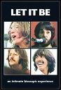 ザ・ビートルズ ポスターフレームセット The Beatles Let It Be(141002)