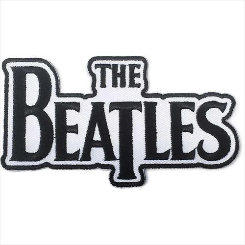 【送料¥250〜】【ロンドン直輸入オフィシャルグッズ】 ザ・ビートルズ ワッペン THE BEATLES STANDARD PATCH: DROP T LOGO【10402】画像