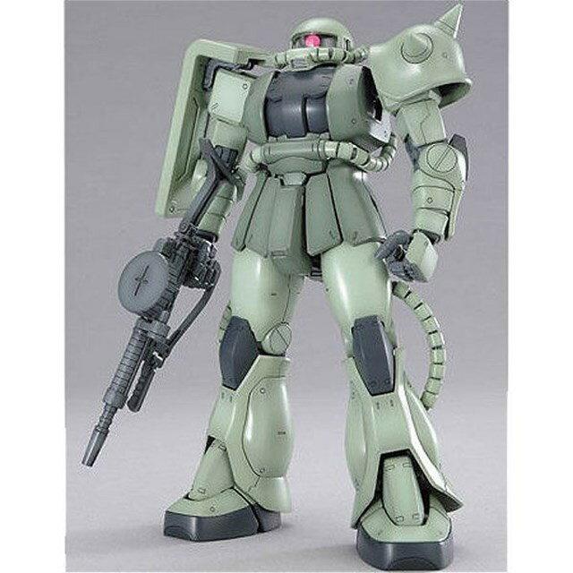 プラモデル・模型, ロボット  MG 1100 MS-06J Ver.2.0 4543112492524