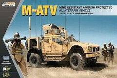 キネティク アメリカM−ATV耐地雷軽装甲高機動車