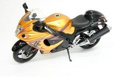 ウィッツ WIT'S 1/12 スズキ GSX1300R 隼 2009年 ソリッドブラック/メタリックマジェステックゴ...