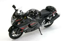 ウィッツ WiT'S 1/12 スズキ GSX1300R 隼 2012年モデル グラスパークルブラック 【宮沢模型流通...