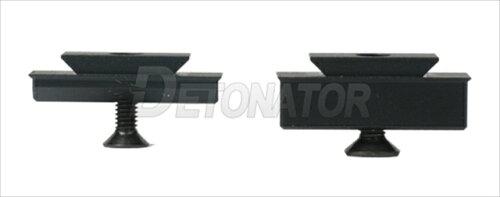 デトネーターDETONATOR東京マルイGlock17/18CGBB対応WARRENTacticalタイプフロント&リアサイトセット(ST-TM19)