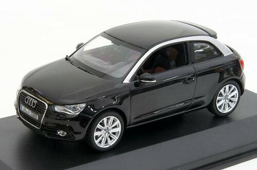アウディ特注/京商Audi/KYOSHO(5011001033)1/43アウディA12010年ファントムブラック