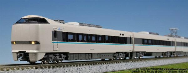 KATONゲージ289系『くろしお』3両増結セット鉄道模型10-1364