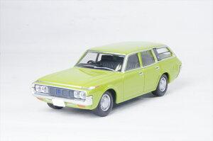 トミカリミテッド ヴィンテージ ネオ 1/64 トヨタ クラウンバン 73年式 緑 完成品ミニカー LV-N163a