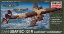 ミニクラフト1/144 アメリカ空軍EC-121R ロッキー...