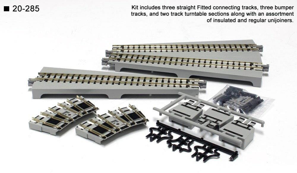 鉄道模型, 線路 KATO N () 20-285