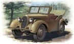 ファインモールド 1/35 陸軍 九五式小型乗用車(くろがね四起) スケールプラモデル FM50