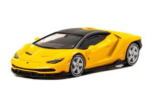 1/64 CARNEL Lamborghini Centenario [イエローパール]