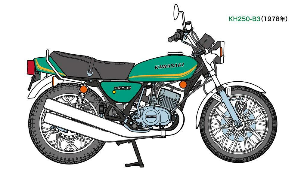 車・バイク, バイク  112 KH250-B3B5 BK8