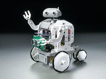 タミヤ マイコンロボット工作セット (ホイールタイプ) スケールプラモデル 71202