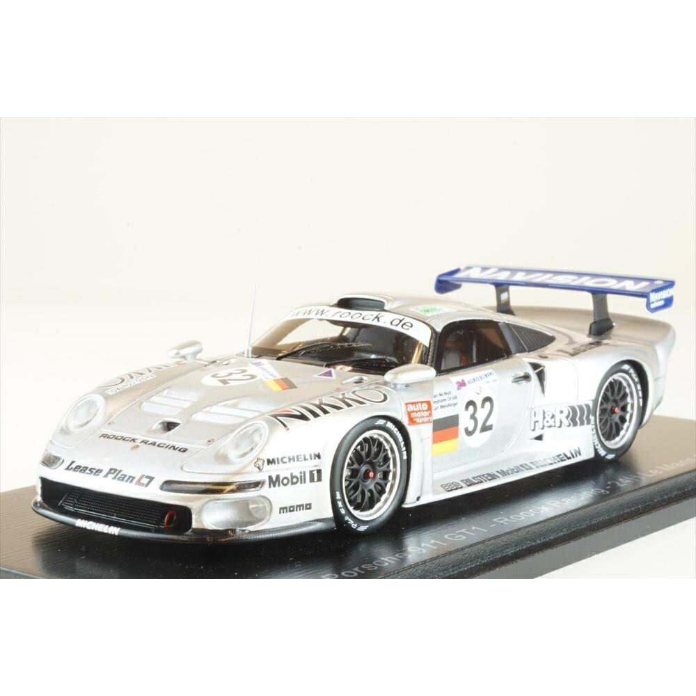 車, ミニカー・トイカー  143 911 GT1 No.32 Roock 1997 24 A.S.K. S5608