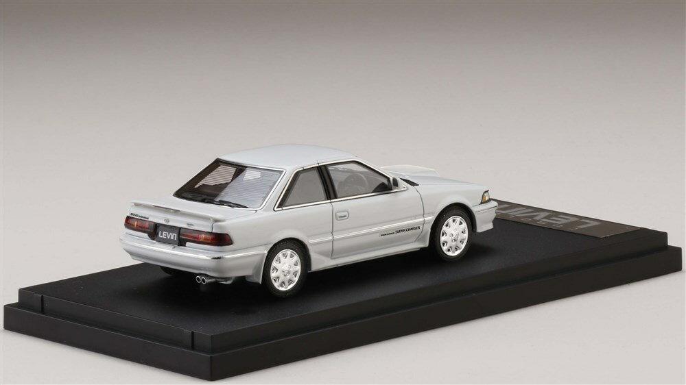 【予約】 MARK43 1/43 トヨタ カローラ レビン GT-Z AE92 スーパーホワイトII 完成品ミニカー PM43122SW
