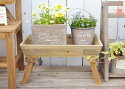 ジェントルスタンドLお花や雑貨をディスプレイできる木製スタンド