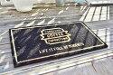 【ガーデンマット|コイヤーマットCOFFEE】ガーデンマット玄関マットお庭マットおしゃれラバーマットジャンクガーデニングベランダガーデニングかわいいコイヤーヤシSPICEポタフルール