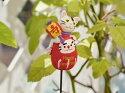 【お正月ガーデンピック|打出小判肩車コンビピック】正月雑貨ピックガーデン庭招き猫まねきねこだるまダルマかわいいお正月おしゃれ友膳ポタフルール