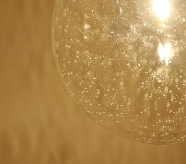 【ガラス ランプシェード|ガラスシェードラウンドバブル】送料無料 シェードのみ LED対応 シェード 傘 ナチュラル かわいい カットガラス フレンチカントリー ナチュラルインテリア フレンチ 電気 照明 ランプ カフェ風 流し元 ペンダント 照明器具