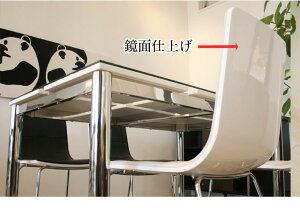 Nフレスコ130Dテーブル/グレースチェア