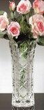 カットガラス花瓶