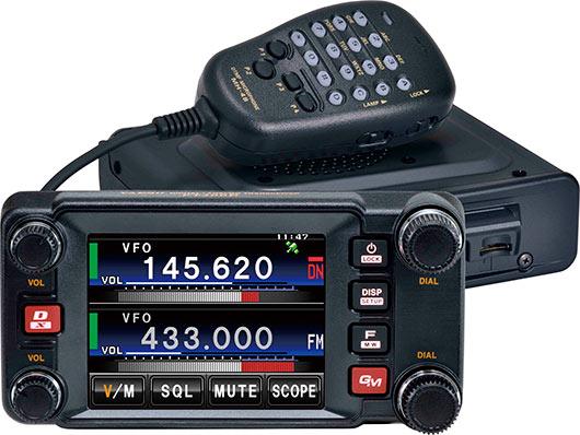 アマチュア無線144/430MHzデュアルバンドデジタルトランシーバー八重洲無線FTM−400DH:無線Shop
