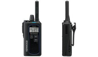 【送料無料】【即日発送】携帯型/高出力デジタルトランシーバーケンウッドTPZ-D553