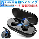 【2019新モデル Bluetooth5.0 & HiFi高...