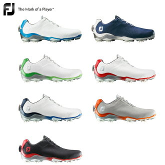 FootJoy MENS /FOOTJOY (men) D N a. Boa Dena BOA soft spikes (DryJoys next advancement) golf shoes