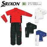 【残り、ホワイト、Lサイズのみです】【57%OFF】DUNLOP ダンロップ SRIXON スリクソン MENS (メンズ) ゴルフ レインウェア レインコート メンズ 男性用 レインジャケット&パンツ SMR6000【18】