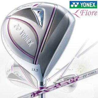 YONEXヨネックスドライバーLADYSレディースFioreDriverフィオーレドライバーFR700カーボンシャフト【18】ゴルフクラブゴルフ用品