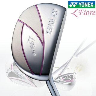 YONEXヨネックスパターLADYSレディースFiorePutterフィオーレパター【18】ゴルフクラブゴルフ用品