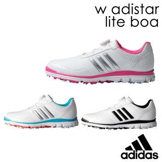 adidasGolfアディダスゴルフゴルフシューズLADYSレディースQ44971Q44694Q44693NEW春夏モデルWadistarLiteBoaウィメンズアディスターライトボア【18】サイズ22.5cm-25.0cm幅EEE靴ゴルフ用品