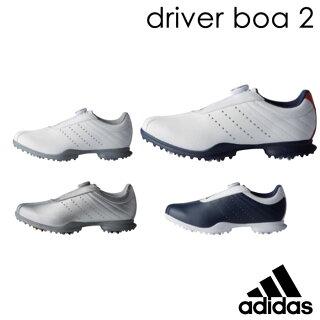 adidasGolfアディダスゴルフゴルフシューズLADYSレディースF33603F33604F33605F33606NEW春夏モデルDriverBoa2ドライバーボア2.0【18】サイズ22.5cm-26.0cm幅EE靴ゴルフ用品