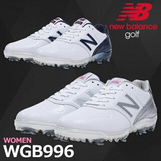 NEWBALANCEGOLFニューバランスゴルフゴルフシューズLADYSレディースWG996ツアープロ着用トラクションモデルゴルフシューズ【18】サイズ23.0-25.0cm靴ゴルフ用品