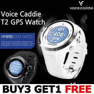 VoiceCaddie-ボイスキャディ-腕時計タイプ(T2)【ゴルフ用品】スポーツ・アウトドアゴルフパワーゴルフpowergolf通販アウトレット価格