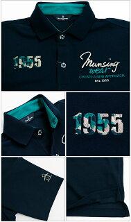 ◆【半袖シャツ系】【SG1805】【40%OFF】【春夏モデル】Munsingwear-マンシングウエア-MENS(メンズ)半袖ポロシャツ【16】【トップス】【ウェア】M,L,LLサイズ|・ゴルフ