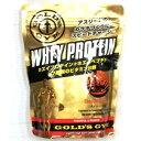ゴールドジム ホエイプロテイン チョコレート風味 360g F5536 ホエイペプチド アミノペプチド 乳清 動物性たんぱく質 筋トレ 筋力トレーニング WheyProteinPowder AminoPeptide WheyPeptide ChocolateFlavor GoldGym 1