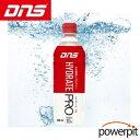 DNS ハイドレートプロ ペットボトル入り ホエイプロテインドリンク 乳清 動物性たんぱく質 WPI 筋トレ 筋力トレーニング ワークアウト 筋肉 ダイエット 減量 シェイプアップ スポーツドリンク HydratePro ディーエヌエス ドーム