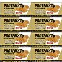 ゴールドジム プロテインクッキーバー ベイクドタイプ 12袋入り F5210 プロテインバー バータイプ ダイエット 減量 シェイプアップ 携帯サプリ 間食 食事替わり 食事代わり 代用食 代替食 MRP ミールリプレイスメント ProteinBar GoldGym