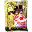 ゴールドジム GOLD's GYM ミールリプレイスメント ストロベリー ミルク 風味 F8620 GOLD's GYM MRP 代替食 1食置き換え ダイエット シェイプアップ 減量