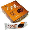 ワンバー プロテインバー 12本入り チョコレートブラウニー風味 ONEバー ダイエット 減量 シェイプアップ WheyProtein ProteinBar OneBrands ワンブランズ オーイエービクトリーバー oh year victory OneBar