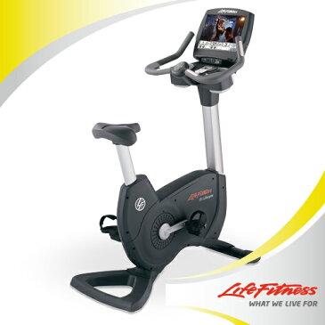最新のエレベーションシリーズアップライトバイク・UprightBike E95Ce[バイクトレーニング][ランニング][ウォーキング][サイクリング][大腿筋トレーニング][エクササイズ]