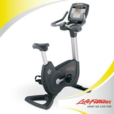 最新のエレベーションシリーズアップライトバイク・UprightBike E95Ci[バイクトレーニング][ランニング][ウォーキング][サイクリング][大腿筋トレーニング][エクササイズ]