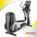 ライフフィットネス【Life Fitness】★20%OFF!!★最新技術を集めた機能搭載!!エクササイズに夢中になる!最新のエレベーションシリーズクロストレーナー・CrossTrainer E95Xa[クロストレーニング][ランニング][ウォーキング][大腿筋トレーニング][エクササイズ]