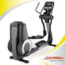 ライフフィットネス【Life Fitness】★20%OFF!!★最新技術を集めた機能搭載!!エクササイズに夢中になる!最新のエレベーションシリーズクロストレーナー・CrossTrainer E95Xe[クロストレーニング][ランニング][ウォーキング][大腿筋トレーニング][エクササイズ]